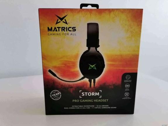 Análise Matrics Storm Pro Gaming Headphones que vão adorar conhecer 2