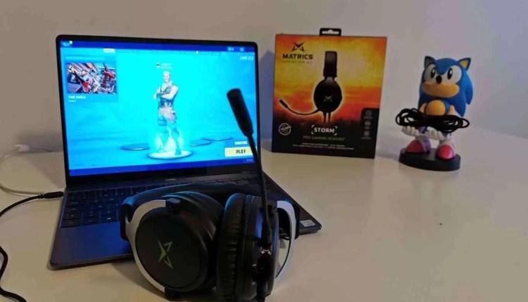 Análise Matrics Storm Pro Gaming Headphones que vão adorar conhecer 11
