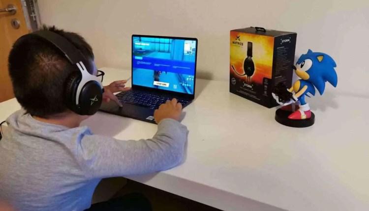 Análise Matrics Storm Pro Gaming Headphones que vão adorar conhecer 8