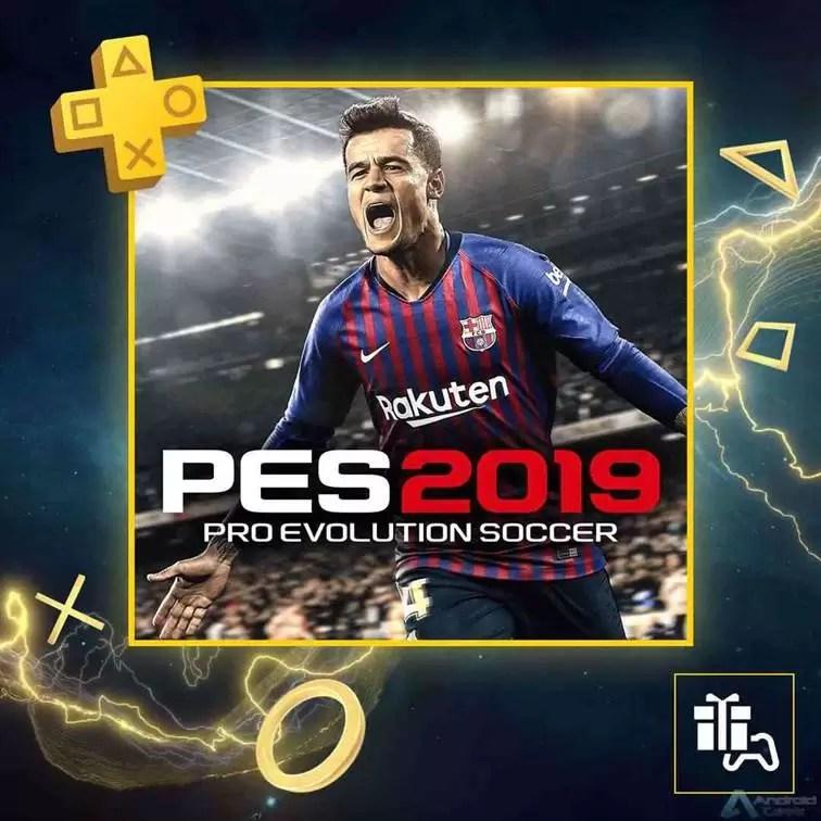 PES 2019 e Horizon Chase Turbo são os jogos do mês de julho no PlayStation Plus 3