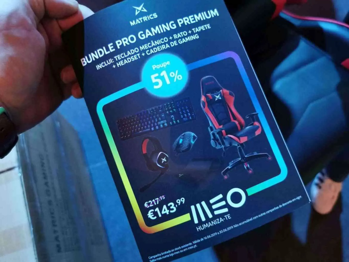 Pro Gaming Chair THRONE da MATRICS pode ser o que vos faltava para chegar mais longe 6
