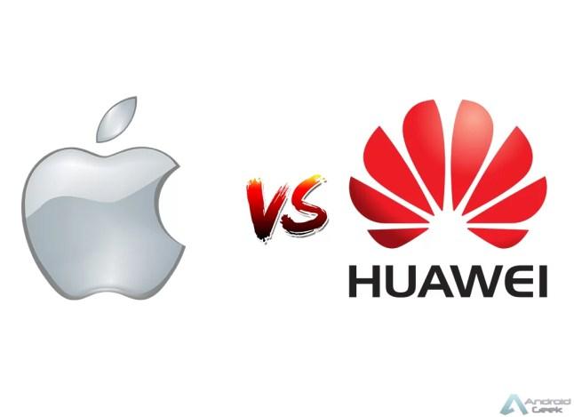 O novo iPhone é um Huawei do ano passado? 1