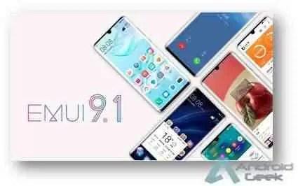 Oficial: Huawei lança nova versão EMUI 9.1 para smartphones da marca 1