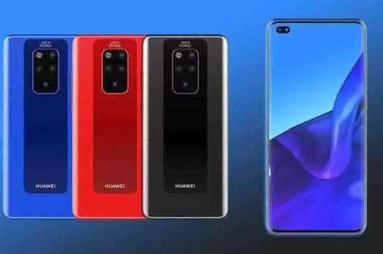 Huawei Mate 30 Pro pode vir com display de 90Hz, e câmaras traseiras quad 2