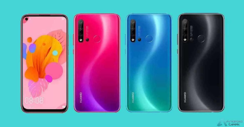Huawei P20 Lite (2019) aparece em site de uma loja suíça com especificações completas e preço 1
