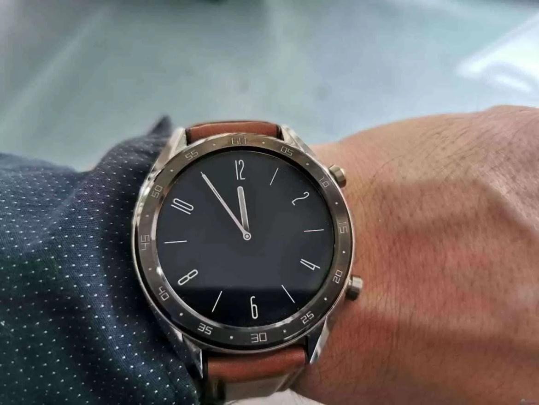 Huawei Watch GT recebe actualização Always On Display 2