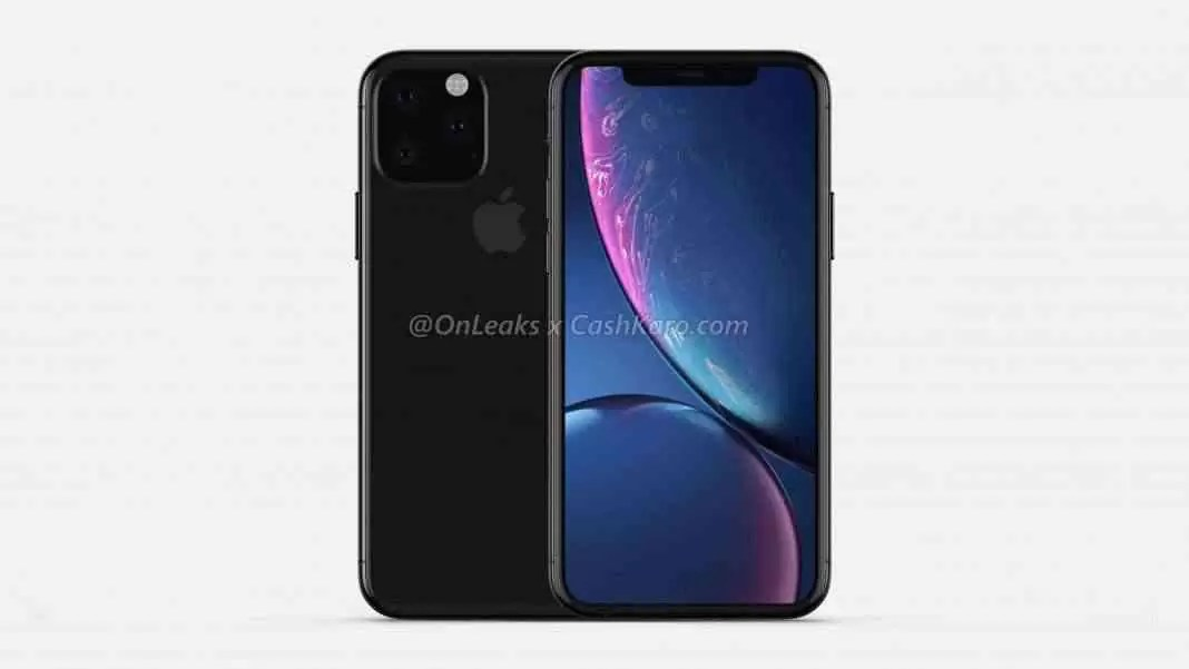 Capas dos iPhone XI, iPhone XIR e iPhone XI Max reveladas 1