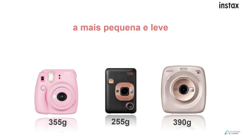 Fujifilm LilPlay :pequena em tamanho mas com grandes possibilidades 2