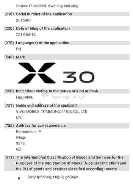 Vivo-X30-WIPO-2