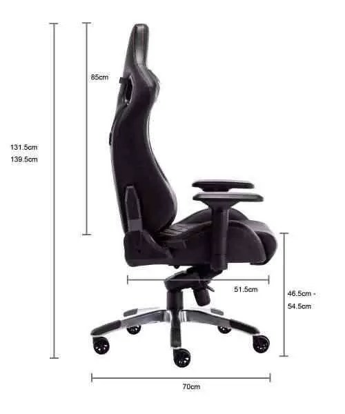 Pro Gaming Chair THRONE da MATRICS pode ser o que vos faltava para chegar mais longe 5