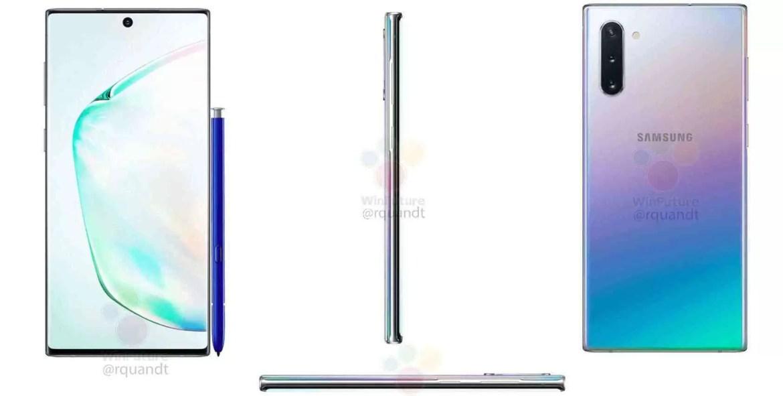 Galaxy Note10 Silver