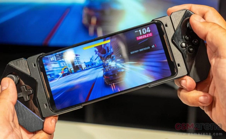 ROG Phone 2 em destaque