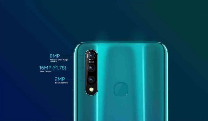 Vivo Z1 Pro com furo no ecrã, Snapdragon 712, câmaras triplas e bateria de 5.000mAh lançado na Índia 3