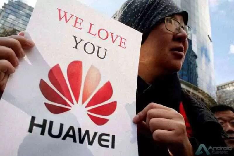 Empresas dos EUA vão começar a fornecer a Huawei muito em breve 2
