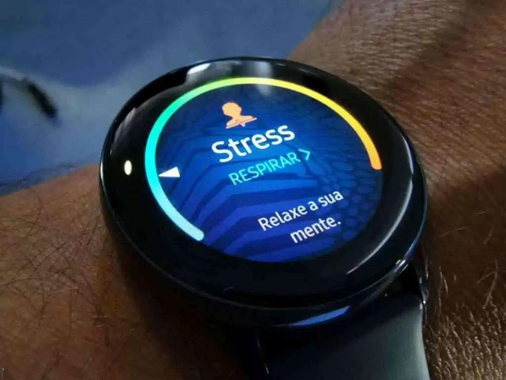 Análise Samsung Galaxy Watch Active o melhor Fitness Watch até á data 10