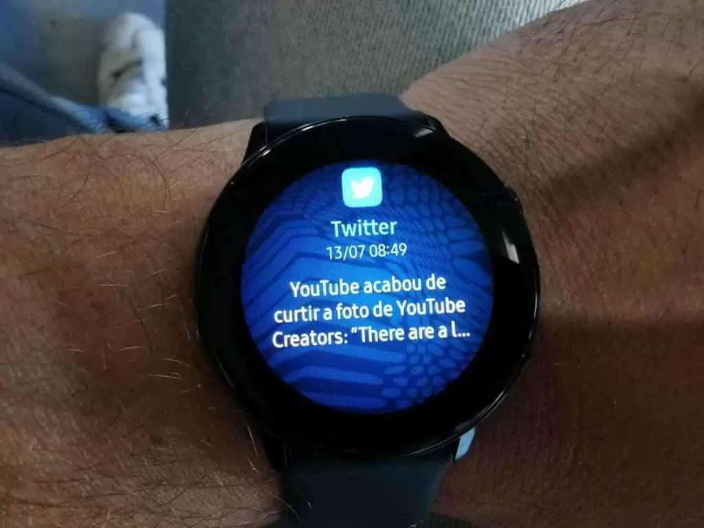Análise Samsung Galaxy Watch Active o melhor Fitness Watch até á data 4