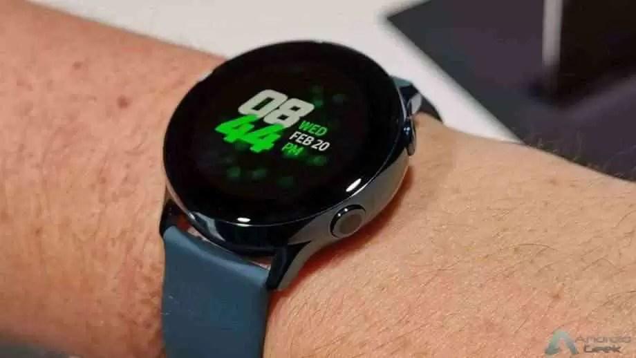 Análise Samsung Galaxy Watch Active o melhor Fitness Watch até á data 2