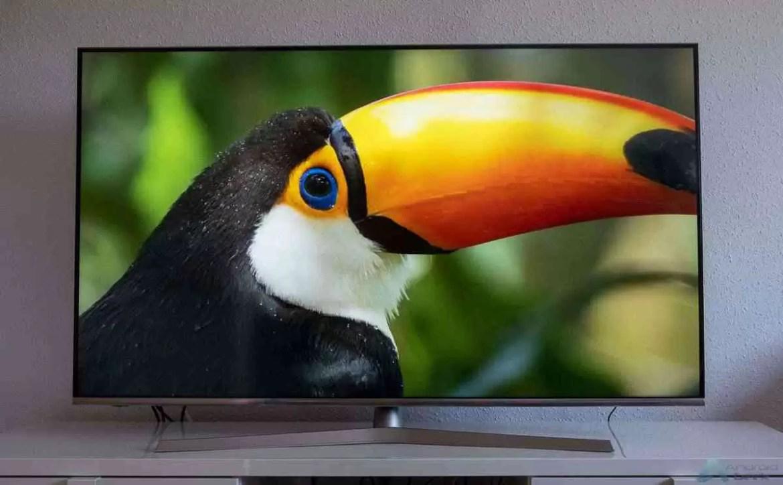Análise TV Hisense H55U8B. Premium a bom preço 8
