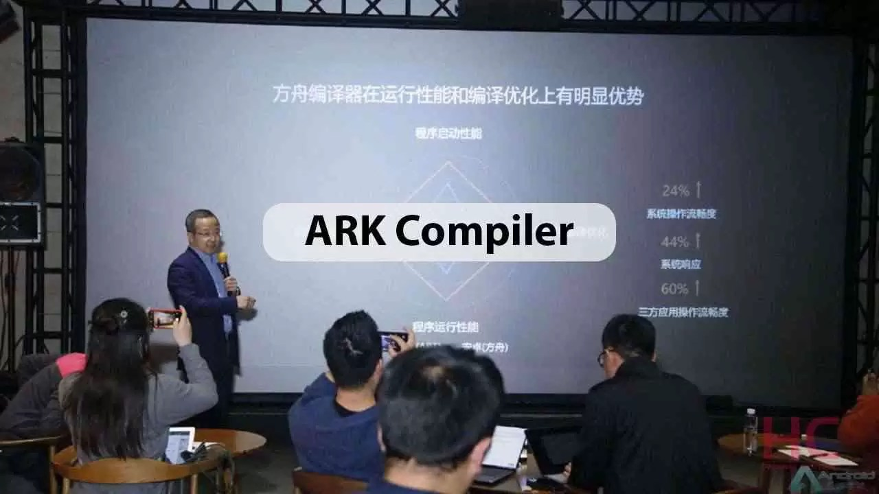 Compilador Huawei Ark