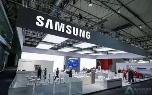 Resultados do Samsung Q2 mostram queda de 56% nos lucros
