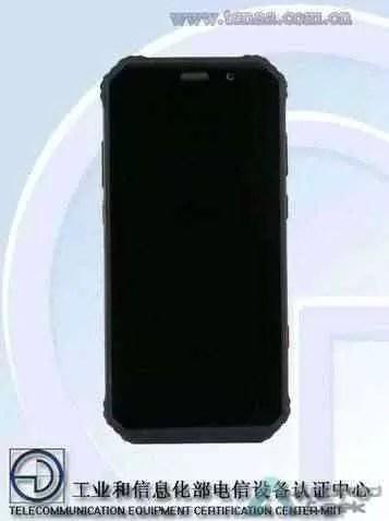 Hisense D6 um telefone robusto com bateria de 5400mAh aparece na TENAA 4
