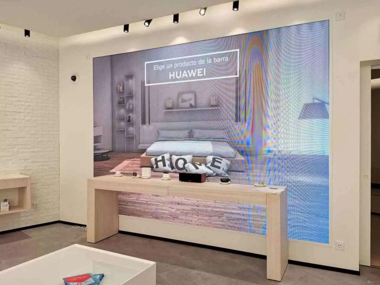 Espacio Madrid é a maior loja Huawei na Europa e é hoje aberto ao público 1