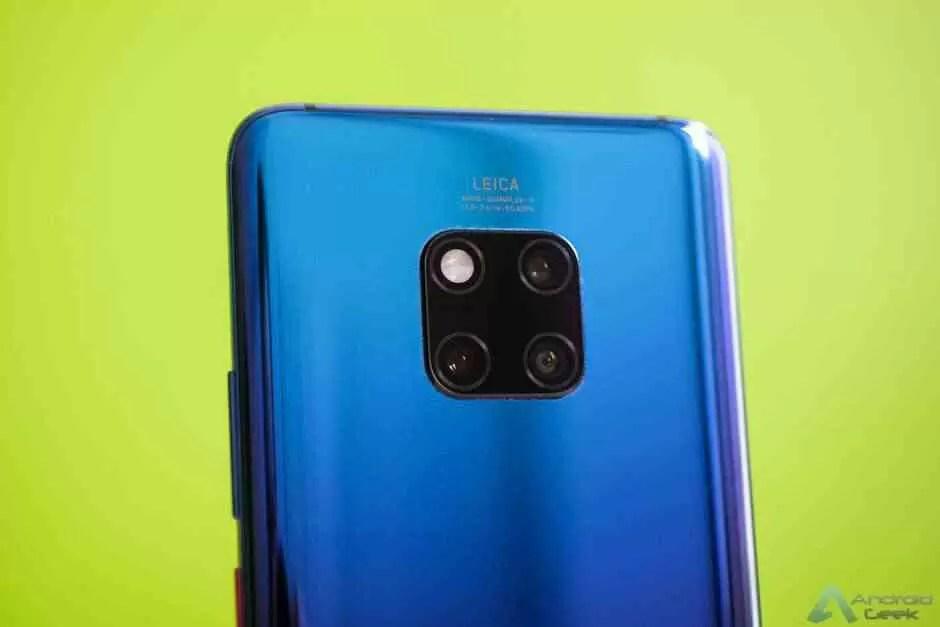 Próximo Kirin 990 da Huawei suporta gravação de vídeo 4K @ 60fps 1