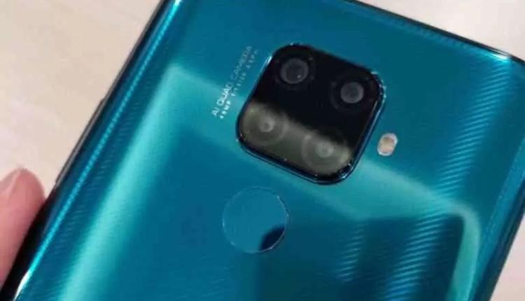 Huawei Nova 5i Pro (Mate 30 Lite) revelado em imagens reais 2