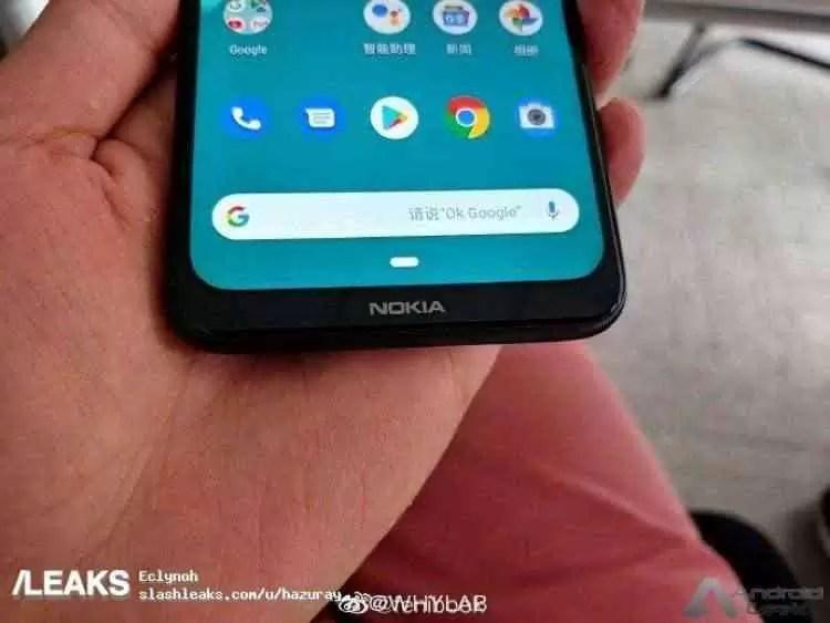 Misterioso Nokia com 3 câmaras aparece em fotos e revela detalhes suculentos 4