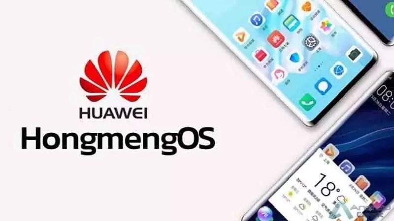 O sistema operativo Hongmeng para smartphones pode levar de 6 a 9 meses, dependendo da proibição comercial dos EUA 1