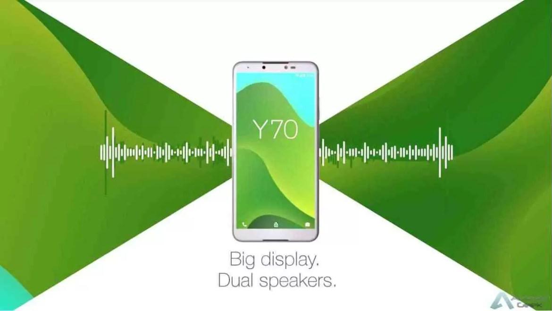 WIKO apresenta Y70: Grande ecrã, altifalantes duplos por 109€ 1