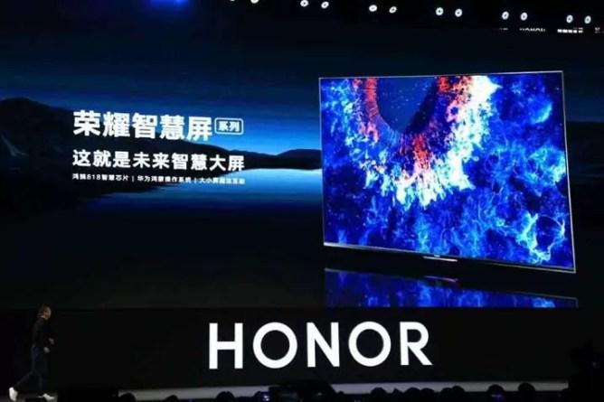 Honor TV Smart Screen e Smart Screen PRO lançadas oficialmente 1