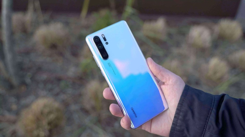 Huawei P30 PRo em destaque
