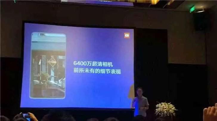 Xiaomi falou sobre o próximo telefone Redmi de 64MP 2