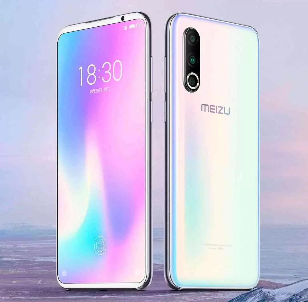 Meizu 16s Pro chega com Snapdragon 855 Plus e sem entalhe 3