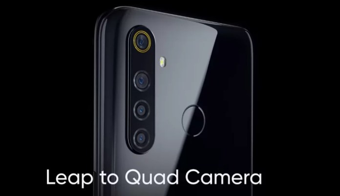 Câmeras Realme 5