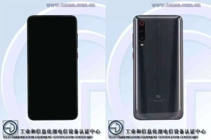 Xiaomi M1908F1XE TENAA