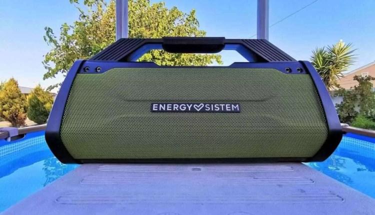 Análise Energy Sistem Outdoor Box Beast - Uma verdadeira Besta de coluna portátil 27