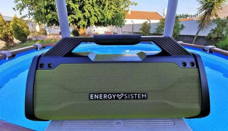 Análise Energy Sistem Outdoor Box Beast - Uma verdadeira Besta de coluna portátil 26