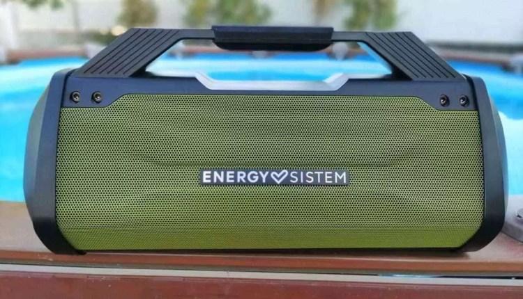 Análise Energy Sistem Outdoor Box Beast - Uma verdadeira Besta de coluna portátil 17