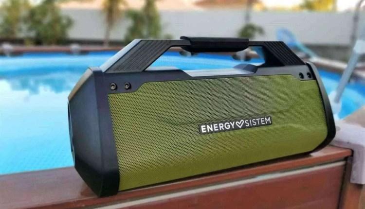 Análise Energy Sistem Outdoor Box Beast - Uma verdadeira Besta de coluna portátil 22