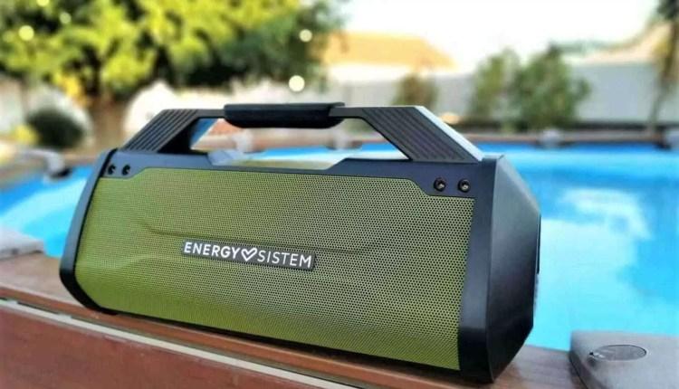 Análise Energy Sistem Outdoor Box Beast - Uma verdadeira Besta de coluna portátil 21