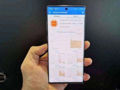 Note10+ BenchMarks