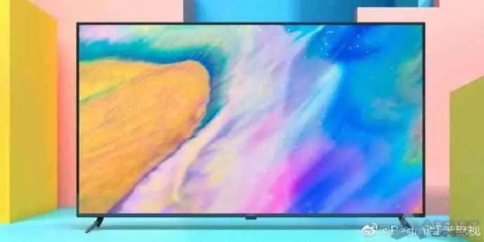 Redmi TV Render