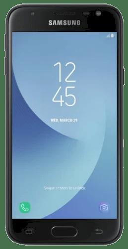 Samsung Galaxy J3 (2017) começa a receber o Android 9 Pie 1