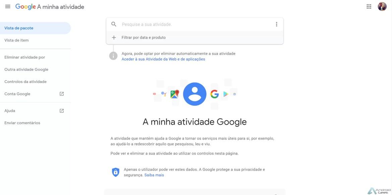 Como visualizar e excluir o histórico de conversas com o Google Assistant 1