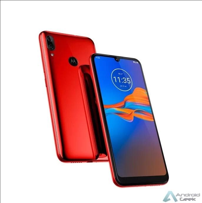 Imagens de imprensa do Motorola Moto E6 Plus surgem online 2