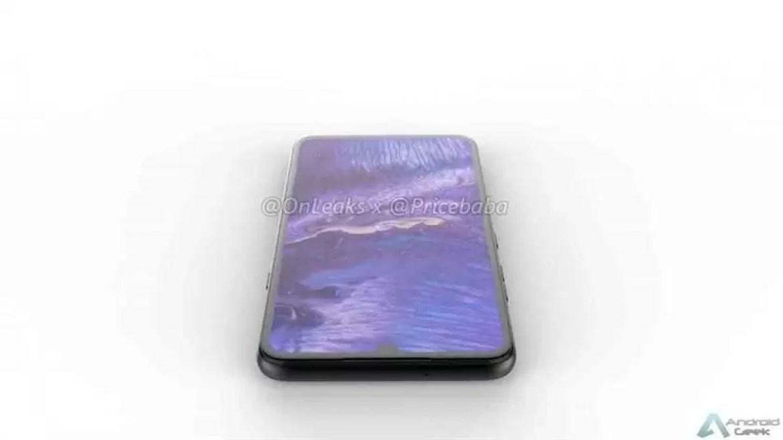 Imagens LG G8X mostram um ecrã maior com um entalhe menor, jack de 3,5 mm 2