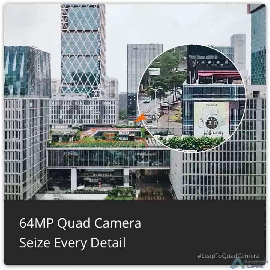 Já estão disponíveis amostras da câmara de 64MP do Realme 5 e são impressionantes 5