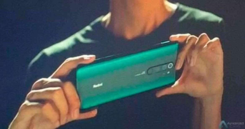 O Redmi Note 8 Pro será assim 1